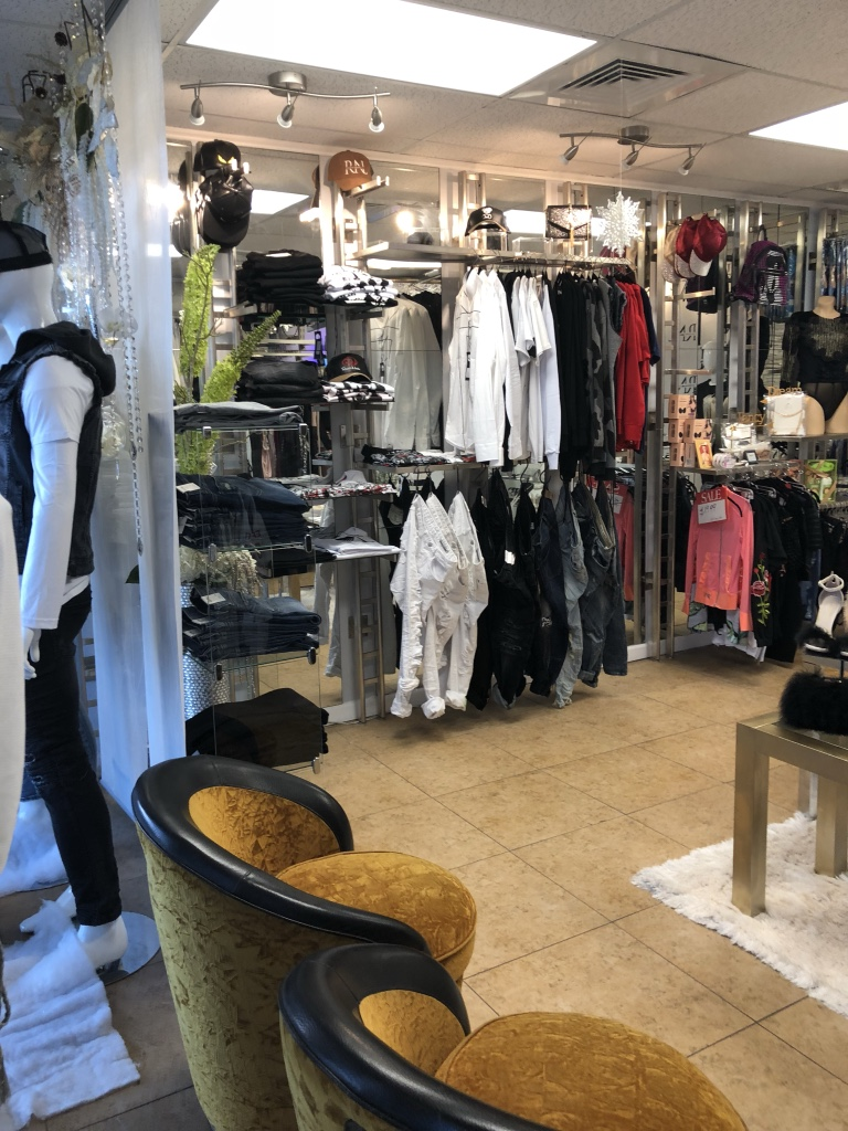 Boutique store for sale
