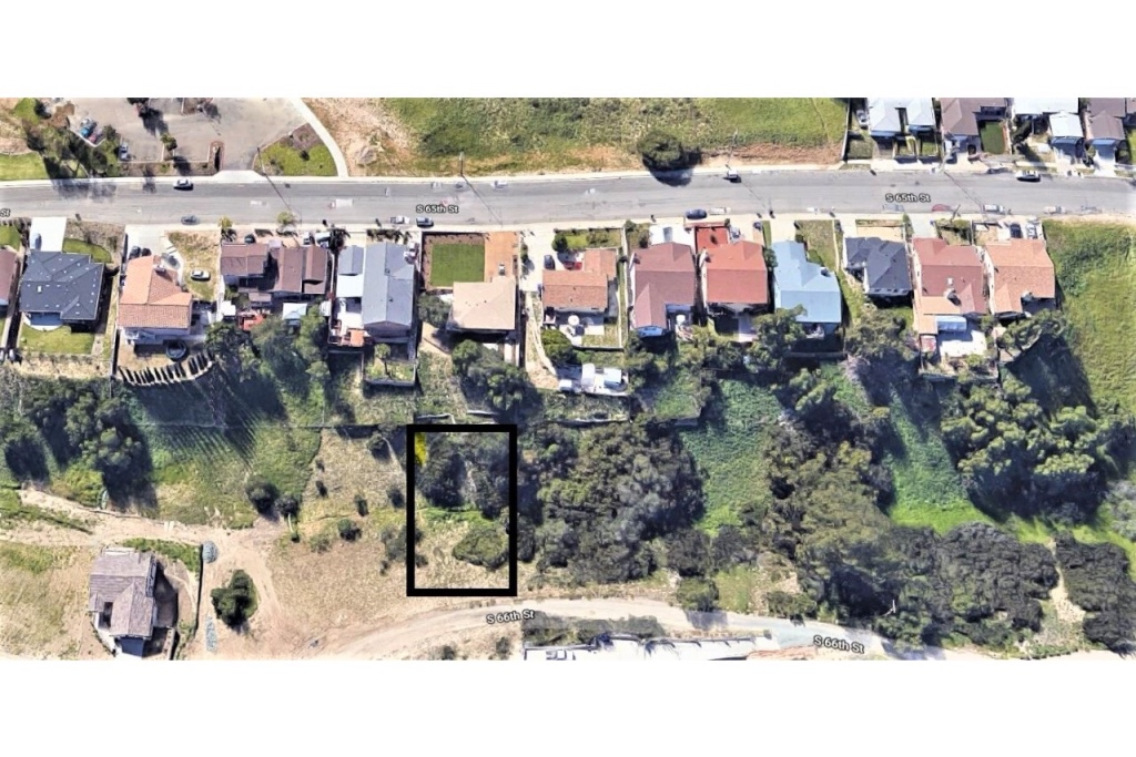 Land Lot For Sale!!! Encanto, San Diego! Building plans included!