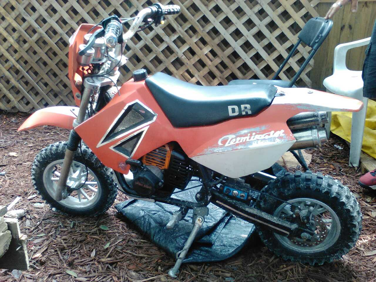 Dirt Bike In Port Richey Letgo